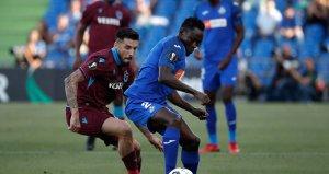 Trabzonspor, Getafeye 1-0 mağlup oldu
