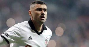 Beşiktaşta Burak Yılmazın dönüş tarihi uzadı