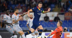 Medipol Başakşehir, Romaya 4-0 mağlup oldu!