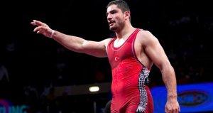 Dünya Güreş Şampiyonasında Taha Akgül finalde