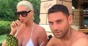 Dusko Tosicin eşi Jelena Karluesa, Sırp basınına sert tepki gösterdi!