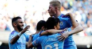 Manchester City evinde Watfordu dağıttı: 8-0