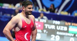 Son dakika: Taha Akgün finalde yenildi! Gümüş madalya kazandı