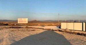 Bölge turizmi için planlanan Çeşme-Alaçatı Havalimanı inşaatı durdu