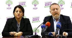 Harekatla ilgili açıklamaları nedeniyle HDP'li iki isme soruşturma