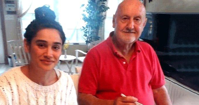 80 yaşındaki Amerikalı ile evlenen Meltem Miraloğlu'nun evinde kaldığı yazardan çarpıcı iddia: Beni tehdit etti