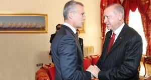 Barış Pınarı diplomasisi! Kritik görüşmeden ilk kare