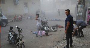 Sınır ilçemize saldırıda acı haberler peş peşe geldi: 8 ölü, 35 yaralı