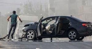 Teröristlerin havan ve füze saldırılarında yaralıların sayısı yükseldi