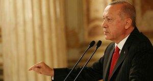 Cumhurbaşkanı Erdoğandan Türkiyeye silah satmayan NATO ülkelerine gözdağı: Silahları temin edeceğimiz yerler bitmedi