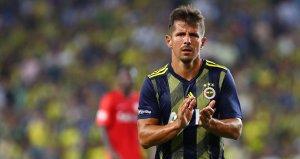 Milli maçta kaburgası kırılan Emre Belözoğlu, en az 1 ay yok