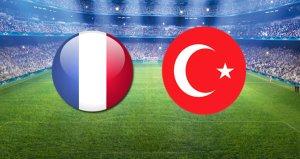 A Milli Takımımızın Fransa maçı ilk 11i belli oldu!