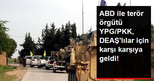 ABD ile Suriye PKK'sı YPG karşı karşıya geldi: Terör örgütü, DEAŞ'lıları ABD'ye teslim etmedi