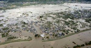 Japonyayı vuran Hagibis Tayfununda 26 kişi hayatını kaybetti, 100 kişi yaralandı
