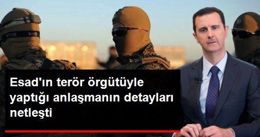 Esad yönetiminin terör örgütü YPG ile yaptığı anlaşmanın detayları belli oldu