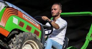Makrobat sistemiyle traktörler yüzde 75 eğimde bile rahatlıkla çalışıyor