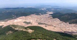 Kaz Dağlarında altın arayan firmanın ruhsatı yenilenmedi