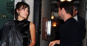 Murat Dalkılıç ve Hande Erçel, gittikleri mekanda tartıştı