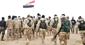 Son dakika: SMOnun operasyon başlattığı Münbiçe Suriye ordusu da girdi