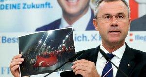 Avusturyada aşırı sağcı siyasetçi, 'Türklere vatandaşlık verilmemeli' çağrısında bulundu