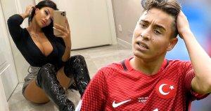 Sosyal medya fenomeni kadın, futbolcu Emre Morun attığı mesajı ifşa etti
