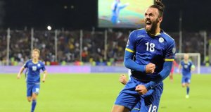 Vedat Muriqi attı, Kosova Karadağı mağlup etti! Muriqiin dansı olay oldu