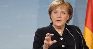 Merkel'den küstah harekat çağrısı