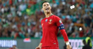 Ronaldo 700. golünü attı