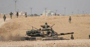 TSK'dan Esed askerlerinin olduğu bölgeye yığınak! İşte ilk görüntüler
