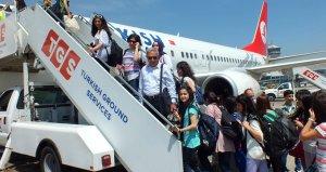 İç hat uçak biletlerinde 450 TL olan tavan fiyat uygulaması başladı
