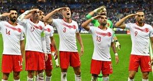 UEFA'dan asker selamı sonrası skandal hamle!