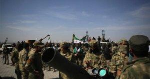 ABD'liler ile Suriye Milli Ordusu arasında tehlikeli yakınlaşma