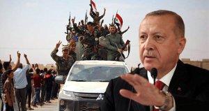 Erdoğan'dan Münbiç sorusuna ders niteliğinde cevap