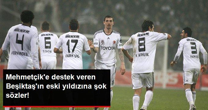 Mehmetçike destek veren Beşiktaşın eski yıldızına şok sözler!