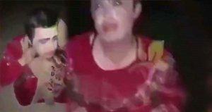Kadın kılığına girip kaçmaya çalışan terörist böyle yakalandı