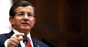 Davutoğlu, Trumpın Cumhurbaşkanı Erdoğana gönderdiği mektuba tepki gösterdi