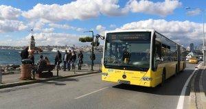 İstanbulda toplu taşıma araçları 29 Ekimde ücretsiz