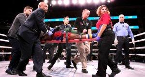 Amerikalı şampiyon boksör Patrick Day, nakavt olduğu maçtan dört gün sonra öldü