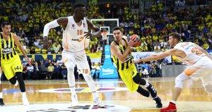 Fenerbahçe Beko, Kirolbet Baskoniayı 87-80 yendi!