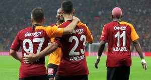 Galatasaray 5 maç sonra galip geldi!