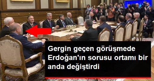 Türkiye-ABD anlaşmasının perde arkasında ne oldu? Görüşmenin detayları ortaya çıktı