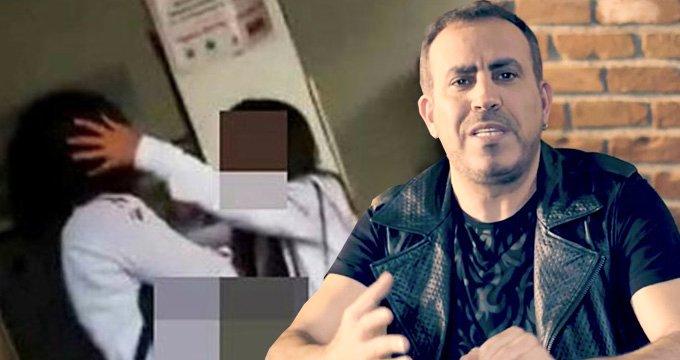 Haluk Levent, öldürülen Emine Bulut'un kızını ziyaret etti