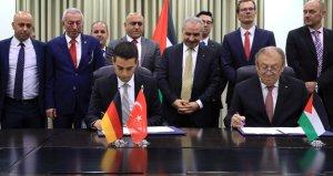 Türkiyeden Barış Pınarı Harekatına sessiz kalan Filistine büyük yatırım