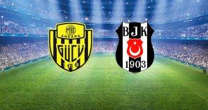 Ankaragücü 0-0 Beşiktaş / Canlı anlatım