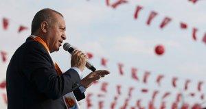 Cumhurbaşkanı Erdoğandan 82 milyona çağrı: Herkesi AK Parti saflarına bekliyorum