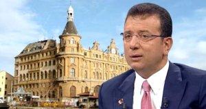 Gar ihalesinde İBBnin tercih edilmemesinin nedeni: Türkçe kelimeler ve iş deneyimi belgesinin olmaması