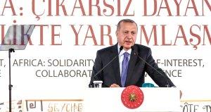 Erdoğandan Türkiyeye silah satışını durduran ülkelere: Eli kanlı katilleri silaha boğdular