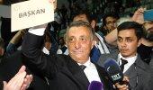 Beşiktaş'ın yeni başkanı Çebi'den ilk açıklama!