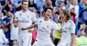Real Madridde Modric, Bale ve Vazquez Galatasaraya karşı yok!