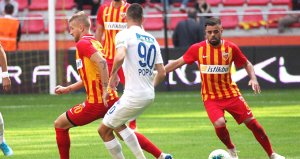 Kayserispor, Kasımpaşa ile 1-1 berabere kaldı